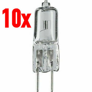 10x Philips Halogen-Capsuleline Pro Projector Lamp 24V 100W GY6, 35 13089 GY6.35