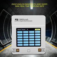 DSO112A 2MHz 5Msps Pocket USB Digital Storage Oscilloscope Touch Screen X1N7 RH