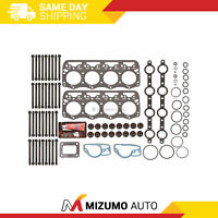 SCITOO Compatible with Head Gasket Kits fit Ford F-550 Super Duty F-350 F59 Excursion 1994-2003 Engine Head Gaskets Automotive Replacement Gasket Set