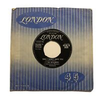 THE SKYLINERS - Since I Don't Have You / One Night 45rpm UK London 8829 Doo Wop