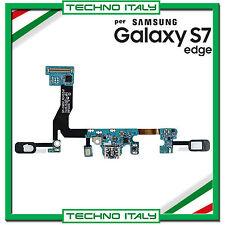 CONNETTORE RICARICA SAMSUNG Galaxy S7 EDGE SM G935F FLEX DOCK USB MICROFONO