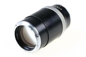 ZEISS Sonnar 135mm f/2,8 für Contarex - SNr: 3695867
