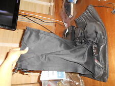 Frogg Toggs Leggs Over-Boot Leggings Water Proof Boots Small Medium 2856-0011