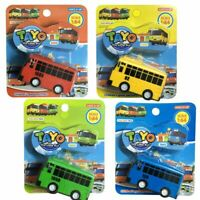 The Little Bus TAYO Main Plastic Diecast Toy Car TAYO Model Blue Kids Gift