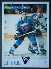 NHL 108 jeff o 'Neill Guelph Storm Classic Hockey Draft 1993/94