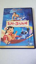 """DVD """"LILO & STICH"""" EDICION ESPECIAL 2 DVD WALT DISNEY"""