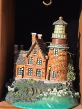 thomas kinkade lighthouse ornaments