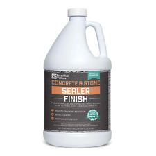 Essential Values 1 Gallon Concrete Sealer (Covers 1500 Sq Ft) - an Excellent Cle
