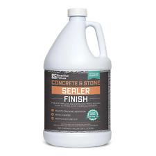 Essential Values 1 Gallon Concrete Sealer Covers 1500 Sq Ft An Excellent Cle
