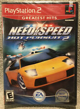 Need for Speed: Hot Pursuit 2 (Sony PlayStation 2, 2002) *NEW and SEALED*