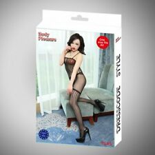 Body Pleasure - TL45 - Sexy Lingerie Set - One Size Fits Most - Gift Box - Black