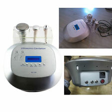 Ultrasonic Cavitation 40K Radio Frequency Rf Heat Therapy Body Slim Machine Spa