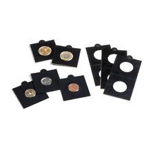 Etui numismatique noir Matrix pour monnaies jusqu'à 25 mm.