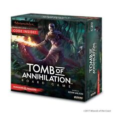 Dungeons & Dragons TOMB OF ANNIHILATION Board Game Standard Edition