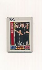 2013 Topps WWE Slam Attax Reigns Rollins Ambrose RC Rookie VHTF Rare