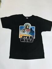 Vintage Star Wars Shirt   Movie Promo LucasFilms  Large, collectible.