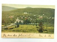 Vintage Postcard 1907 The Parks and Peeks Catskill Mountains NY New York