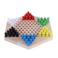 Jeu de jeu d'échecs de jeu de famille de dames chinoises traditionnelles en