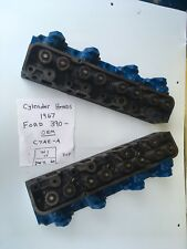 Cylinder heads Set Ford 1967 Fairlane Ford 390 FE motor