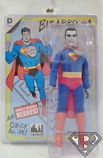 "BIZARRO #1 DC Comics World's Greatest Heroes Retro Style 8"" Action Figure 2014"