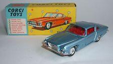 Corgi Toys No. 241, Ghia L6.4 with Chrysler Engine, - Superb Mint.