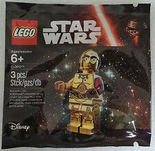 LEGO® Star Wars™ 5002948 C-3PO™ Promo Figur Droide Neu & OVP limitiert 6123882
