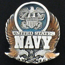 U.S. Navy Metal Lapel Pin (Collectible) USN Military