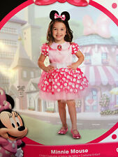 Disney's Minnie Mouse Halloween Costume Girl's Dress Size 2T - 27 to 30 lb - New