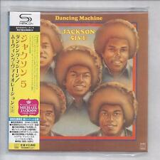 JACKSON 5 Dancing Machine / Moving Violation  JAPAN mini lp cd SHM UICY-94296