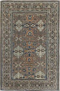 Vintage T a b r i z Carpet (Size Adjusted) BB7391