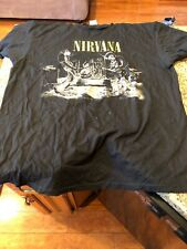 KURT COBAIN/ NIRVANA T-Shirt. 2006 XL