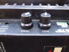 Rockford Fosgate Punch 45 75 150 Power 300 Bass/Treble Knobs HD Old School Sale