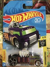 Hot Wheels 2018 Crate Race Treasure Hunt