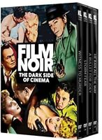 Film Noir: The Dark Side of Cinema (Four-Disc Set) [New DVD] Boxed Set