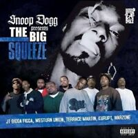 Snoop Dogg Presents The Big Squeeze - Various Artists     ***BRAND NEW CD ***