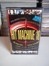 Hit Machine 18 - Various Artists. Double Cassette Tape
