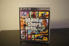 Grand Theft Auto V (Sony PS3, 2013) *Tested / CIB