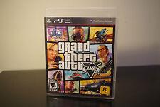 Grand Theft Auto V (Sony PS3, 2013) *Tested / CIB