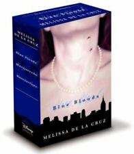 Blue Bloods Ser.: Blue Bloods by Melissa De la Cruz (2009, Trade Paperback)