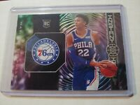 2019-20 Panini Illusions Matisse Thybulle RC Instant Impact SP 119/199 11 rookie