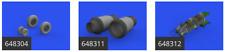 Eduard Big sin 1/48 Grumman F-14A TOMCAT dettaglio Set # SIN64831