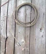 Rodeo Team Roping Rope, Lasso Cowboy Lariat Practice Rope Craft Country Western