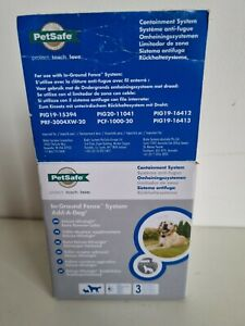 PetSafe IN-GROUND FENCE SYSTEM ADD A DOG DELUXE ULTRALIGHT RECEIVER COLLAR