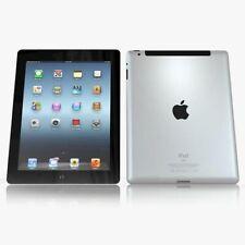 Apple iPad 3 64GB Wi-Fi Cellular Three 4G 9.7in A1430 Black Fast Tablet Cheap