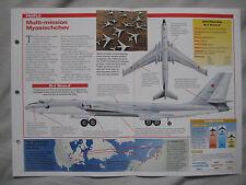Aircraft of the World - Myasischchev M-4 'Bison'