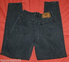 JR Womens JEANS PEPE BETTY Black Denim Size 9-10 Tapered Leg