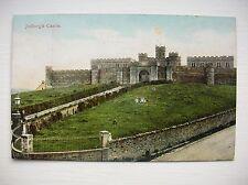 Jedburgh Castle, Scottish Borders. (Valentine)