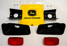 NEW COMPLETE TAIL LIGHTS WITH BULBS AND LEDS FOR 318 322 332 420 430 JOHN DEERE