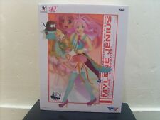 "STATUETTE MACROSS 7 ""30th Anniversary"": MYLENE JENIUS(H=22cm)BANPRESTO SQ NEW"