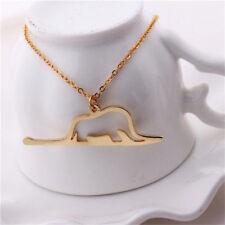 The Little Prince Necklaces Pendant Retro France Paris Story Handmade Elephant